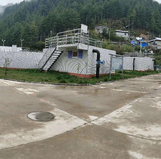 雷竞技入口亚东县污水处理厂日常工作图